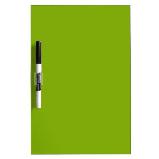 APPLE GREEN (a solid fruity color) ~ Dry-Erase Boards