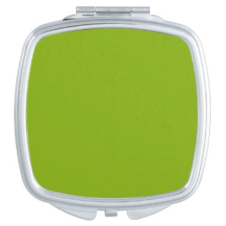 APPLE GREEN (a solid fruity color) ~ Mirrors For Makeup