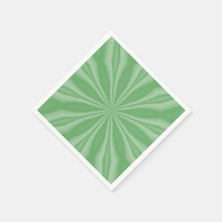 Apple Green Streaks Disposable Napkin
