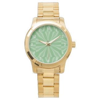 Apple Green Streaks Watches