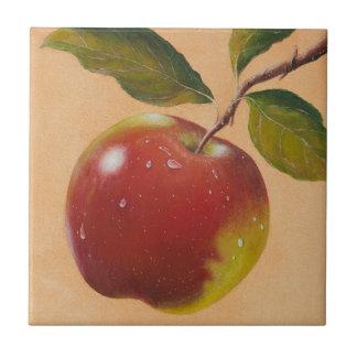 Apple Harvest Ceramic Tile
