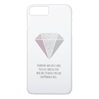 """Apple iPhone 7 & 8 pluses covering of """"Diamond """" iPhone 8 Plus/7 Plus Case"""