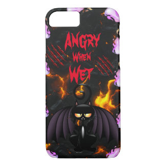 Apple iPhone 7 Case - Angry When Wet