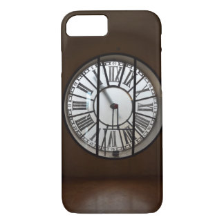 Apple iPhone 7 cover - Time goes by  vintage clock