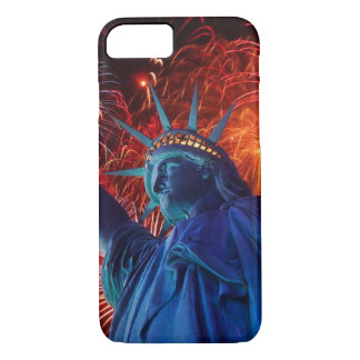 Apple iPhone 7 Phone Case Liberty Statue