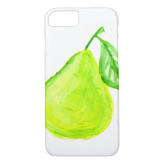Apple iPhone 7, Phone Case Pear