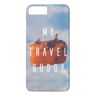 Apple iPhone 7 Plus Phone Case for Travelers