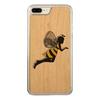 Apple iPhone 7 Plus Slim Cherry Wood Case