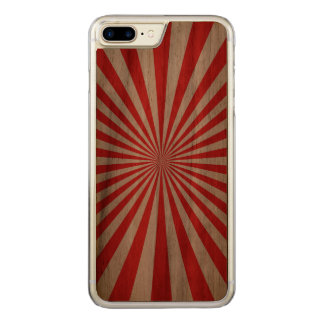 Apple iPhone 7 Plus Slim Walnut Wood Case