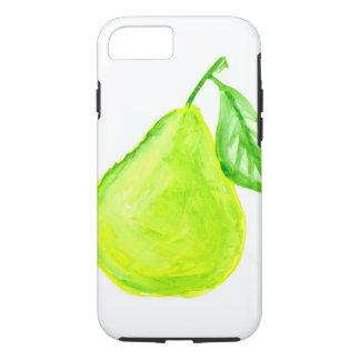Apple iPhone 7, Tough Phone Case Pear