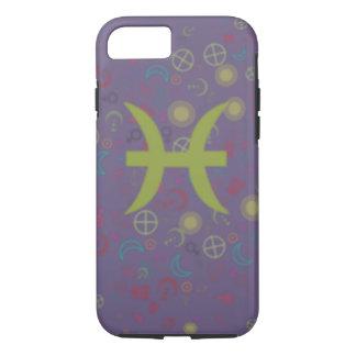 Apple iPhone 7, Tough Phone Case/Pisces iPhone 8/7 Case