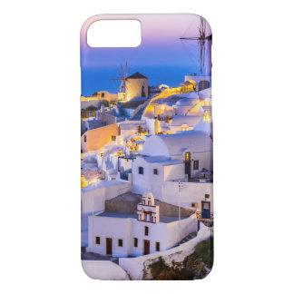 Apple iPhone 8/7, Barely Phone Case Oia Santorini