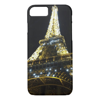 Apple iPhone 8/7, Barely There Case Eiffel Tower