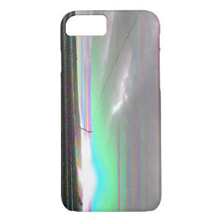 Apple iPhone 8/7, Glitch Sunrise Case