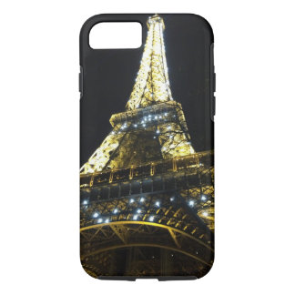 Apple iPhone 8/7, Tough Phone Case Eiffel Tower