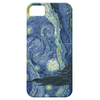 Apple iphone Van Gogh Starry Night cell sleeve iPhone 5 Case