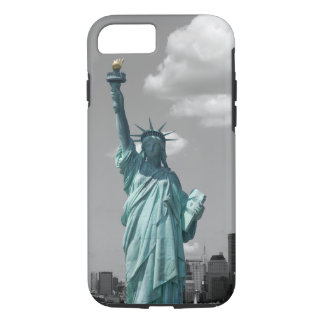 Apple Iphone with the Statue of Liberty iPhone 7 Case