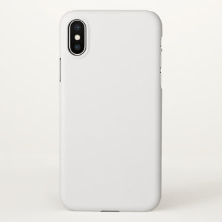 Apple iPhone X Matte Case