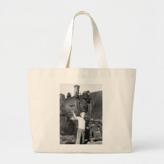 Apple Jack High Ball, 1943 Canvas Bags