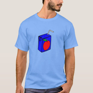 Apple Juice Box T-Shirt