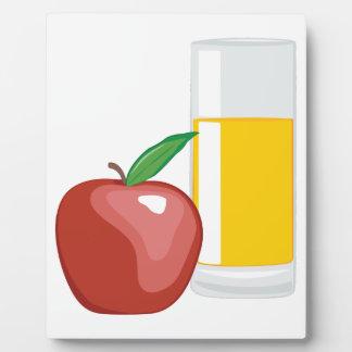 Apple Juice Plaque