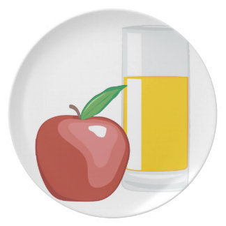 Apple Juice Plate