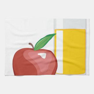 Apple Juice Tea Towel