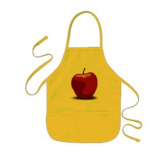 Apple Kids Apron
