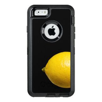 APPLE LEMON OTTER BOX OtterBox DEFENDER iPhone CASE
