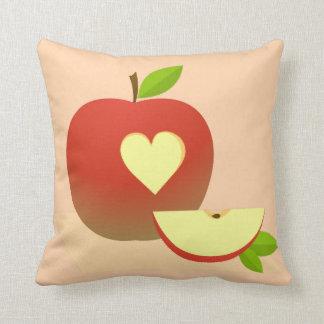 Apple Love Cushion