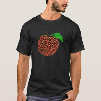 Apple made of apples T-Shirt