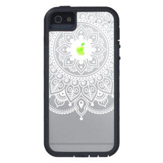Apple Mandala green iPhone 5 Covers