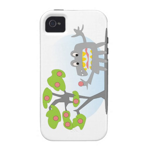 Apple monster Case-Mate iPhone 4 cases