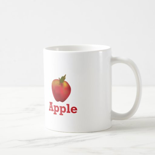 APPLE MUGS