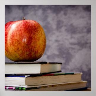 Apple Newton Poster