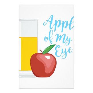 Apple Of Eye Stationery
