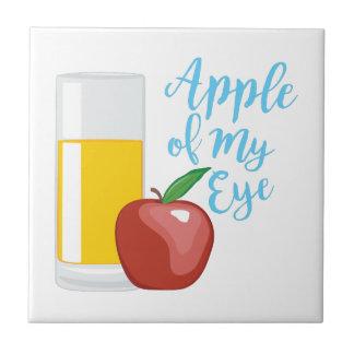 Apple Of Eye Tile