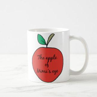 Apple of Mimi's Eye Mugs