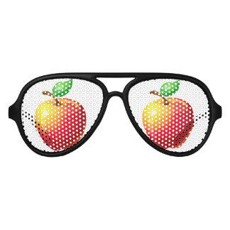 Apple of My Eye Aviator Sunglasses