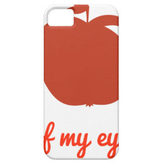 Apple of my eye merchandise case for the iPhone 5