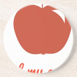 Apple of my eye merchandise coaster