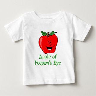 Apple Of Peepaw's Eye Baby T-Shirt