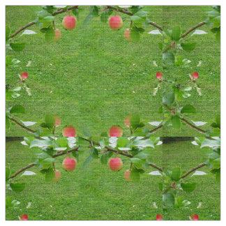 Apple Orchard Fabric