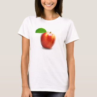 Apple painting - T-shirt