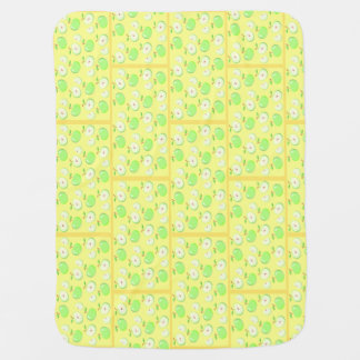 apple patch baby blanket
