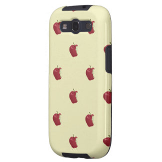 apple pattern samsung galaxy S3 vibe Samsung Galaxy SIII Case