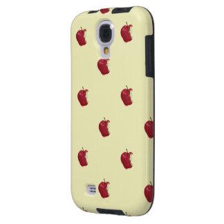 apple pattern samsung galaxy S4 vibe Galaxy S4 Case