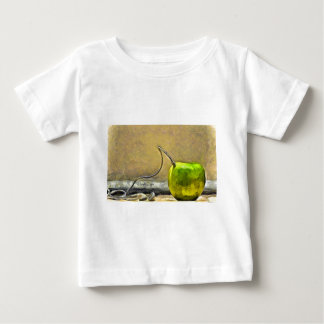 Apple Phone Baby T-Shirt