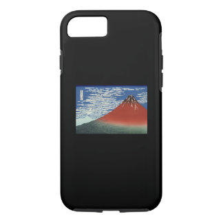 APPLE PHONE CASE WITH JAPANESE WOODBLOCK