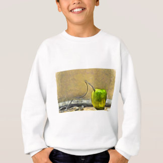 Apple Phone Sweatshirt